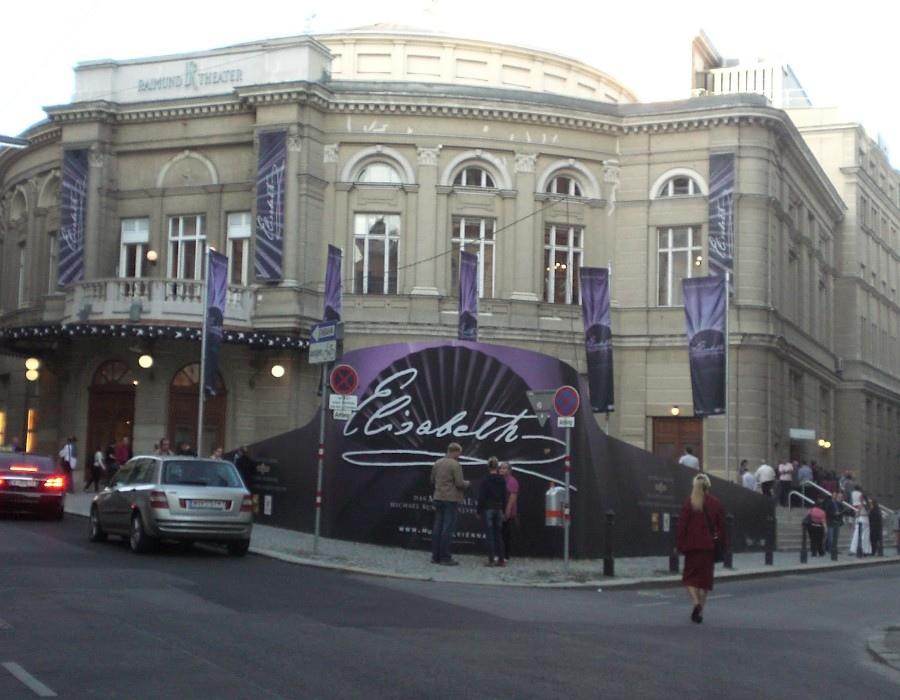 80 維也納萊蒙德劇院 (Raimund Theater)02