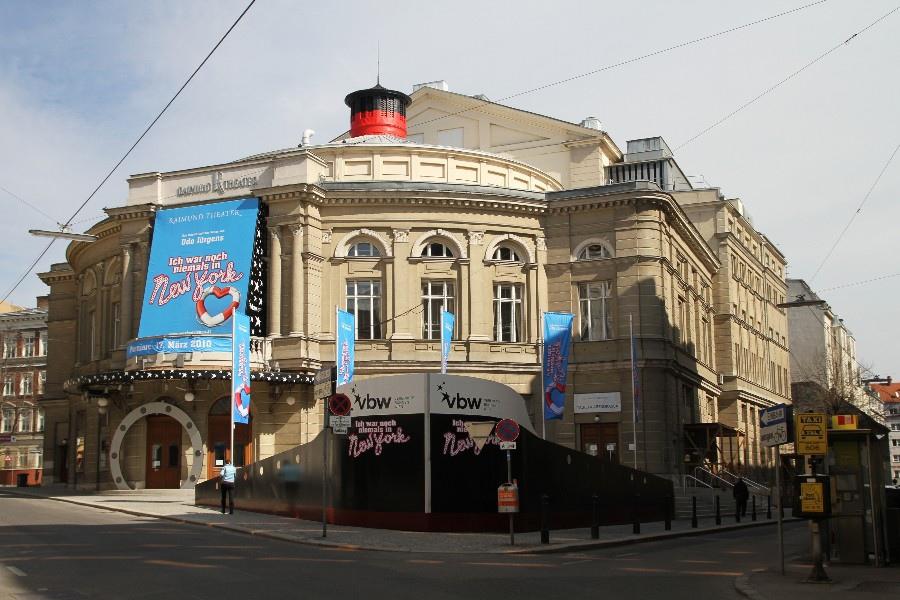 80 維也納萊蒙德劇院 (Raimund Theater)05