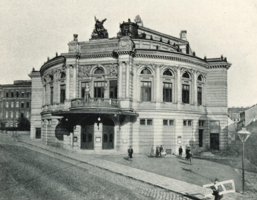 80 維也納萊蒙德劇院 (Raimund Theater)01