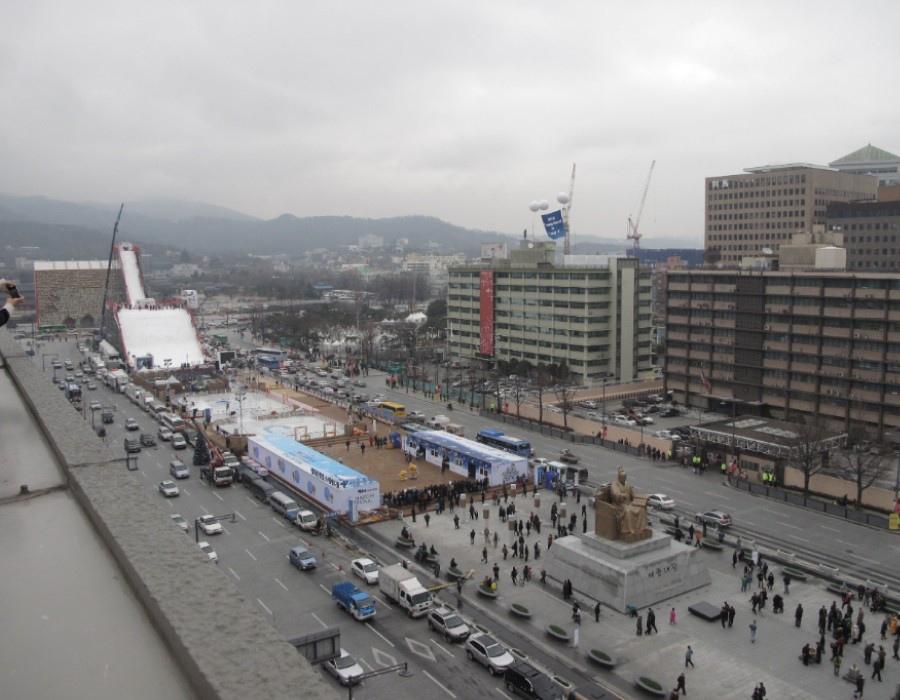 82 大韓民國(南韓)Sejong Center 世宗文化會館 (세종문화회관)07