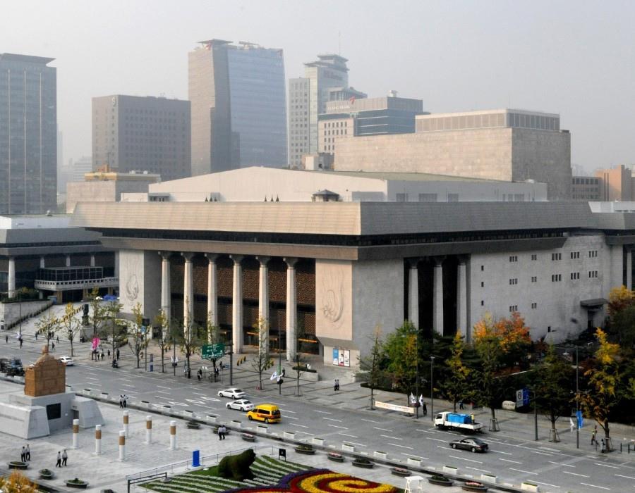 82 大韓民國(南韓)Sejong Center 世宗文化會館 (세종문화회관)04