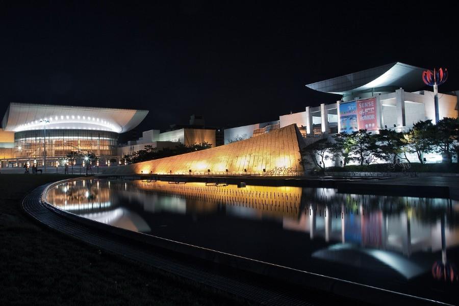 83 大韓民國(南韓)首爾藝術殿堂 (Seoul Arts Center)(예술의 전당)03