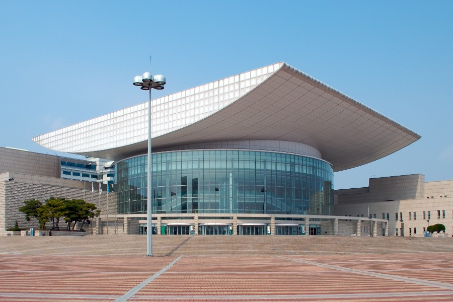 83 大韓民國(南韓)首爾藝術殿堂 (Seoul Arts Center)(예술의 전당)01