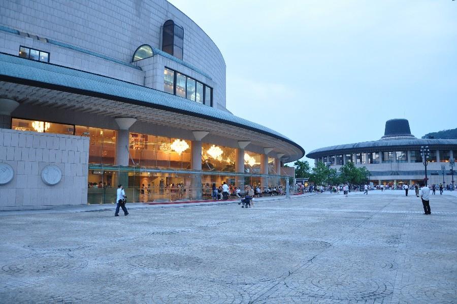 83 大韓民國(南韓)首爾藝術殿堂 (Seoul Arts Center)(예술의 전당)02