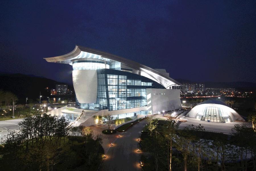 83 大韓民國(南韓)首爾藝術殿堂 (Seoul Arts Center)(예술의 전당)04