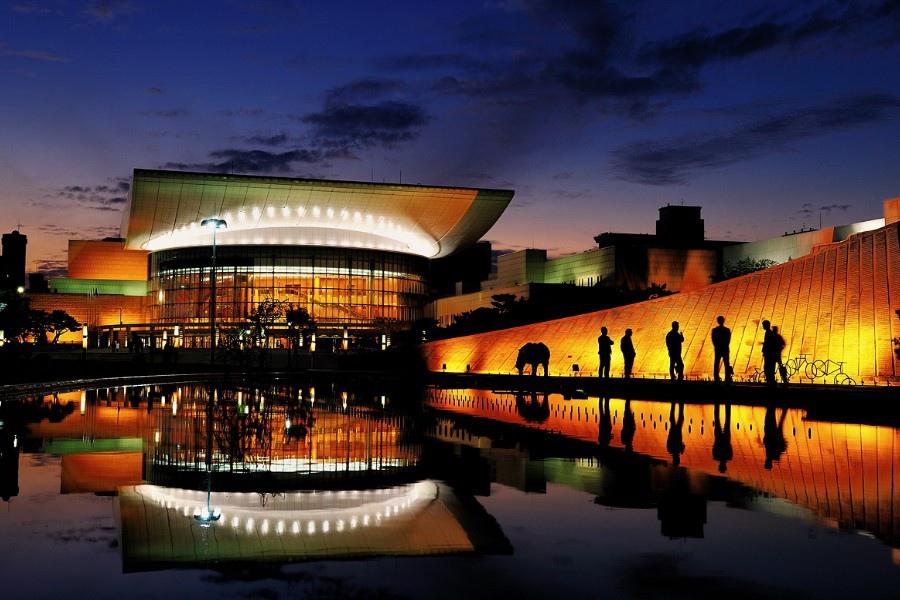 83 大韓民國(南韓)首爾藝術殿堂 (Seoul Arts Center)(예술의 전당)06
