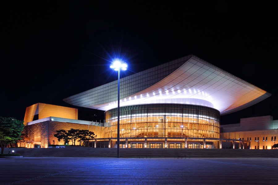 83 大韓民國(南韓)首爾藝術殿堂 (Seoul Arts Center)(예술의 전당)05
