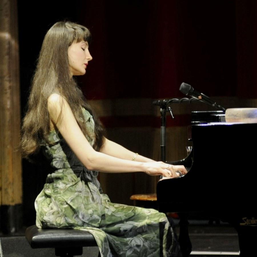733 Aziza Mustafa Zadeh 阿齊扎.穆斯塔法.扎德 1969年 阿塞拜疆作曲家、鋼琴家、歌手06
