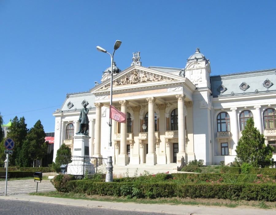 61 羅馬尼亞 雅西國家大劇院 Teatrul National Iasi08