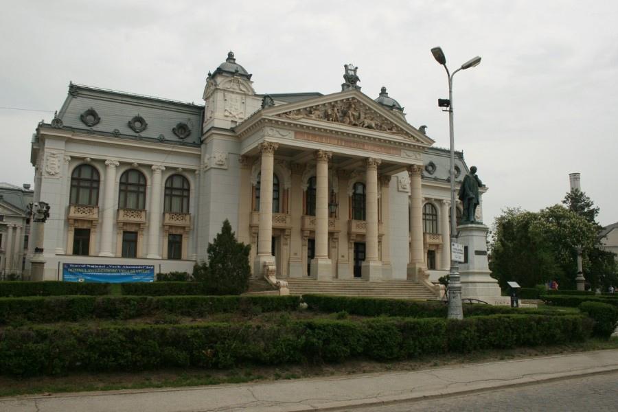 61 羅馬尼亞 雅西國家大劇院 Teatrul National Iasi03
