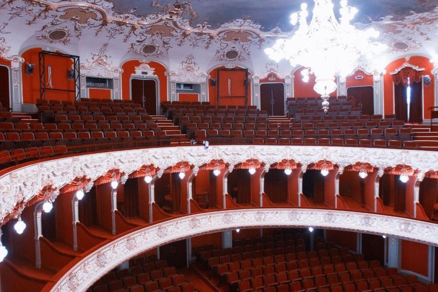 61 羅馬尼亞 雅西國家大劇院 Teatrul National Iasi12