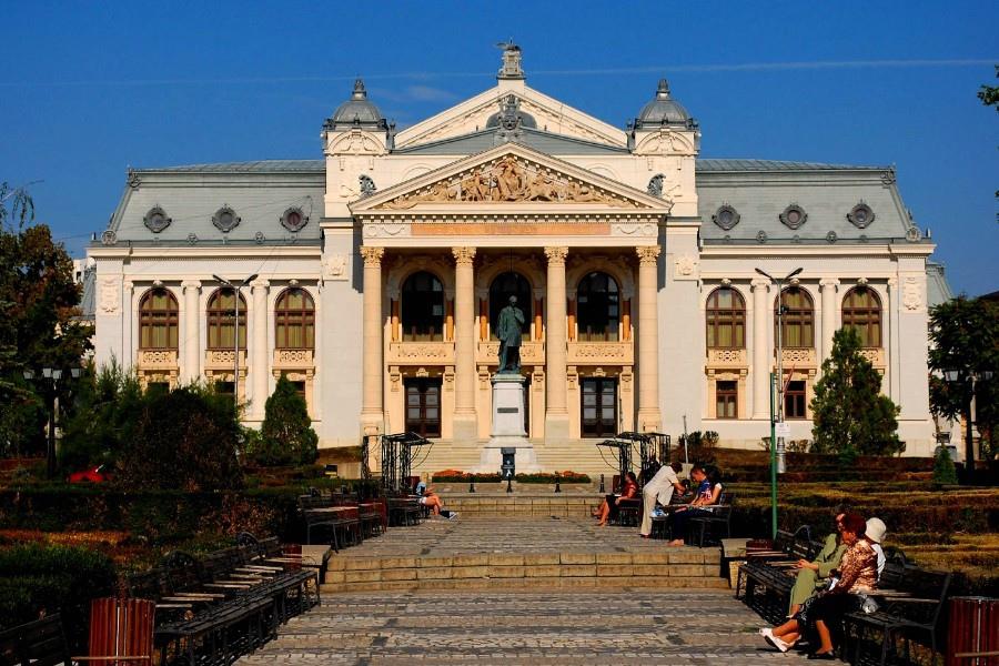 61 羅馬尼亞 雅西國家大劇院 Teatrul National Iasi04