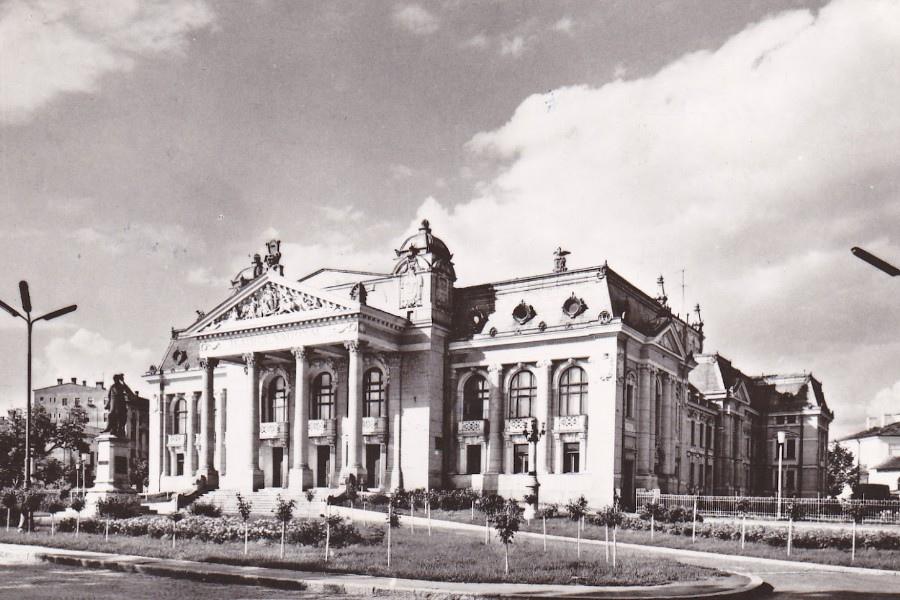 61 羅馬尼亞 雅西國家大劇院 Teatrul National Iasi01