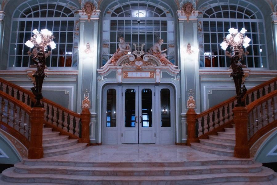 61 羅馬尼亞 雅西國家大劇院 Teatrul National Iasi10