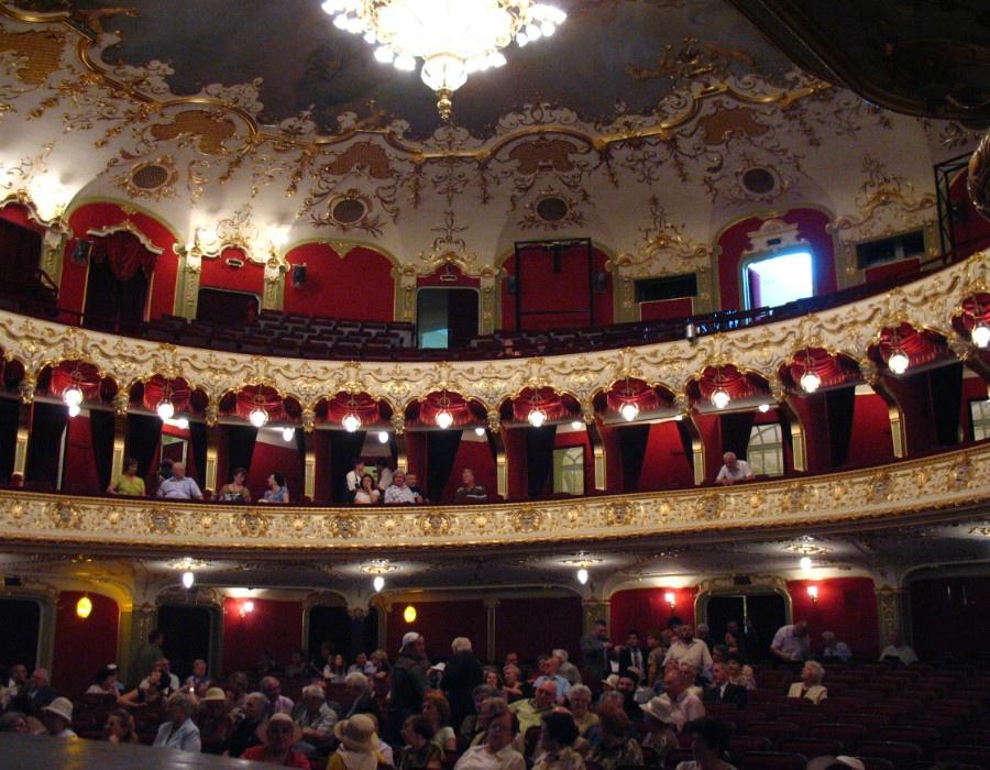 61 羅馬尼亞 雅西國家大劇院 Teatrul National Iasi11