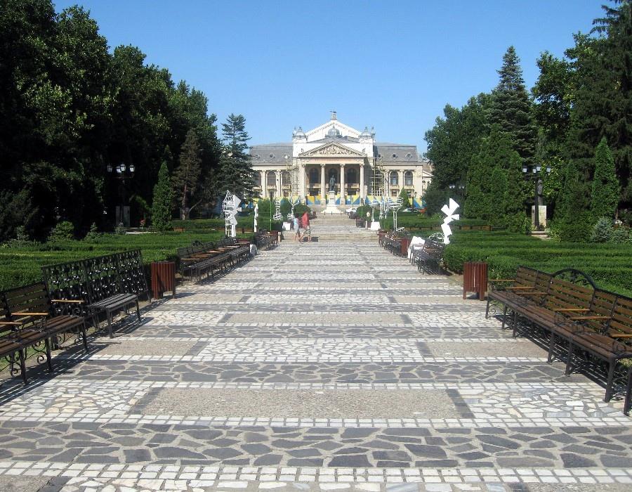61 羅馬尼亞 雅西國家大劇院 Teatrul National Iasi09