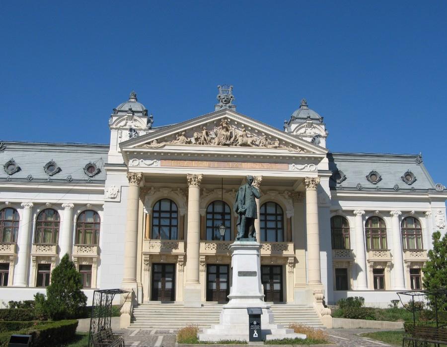 61 羅馬尼亞 雅西國家大劇院 Teatrul National Iasi05
