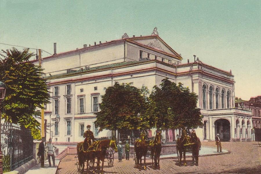 61 羅馬尼亞 雅西國家大劇院 Teatrul National Iasi02