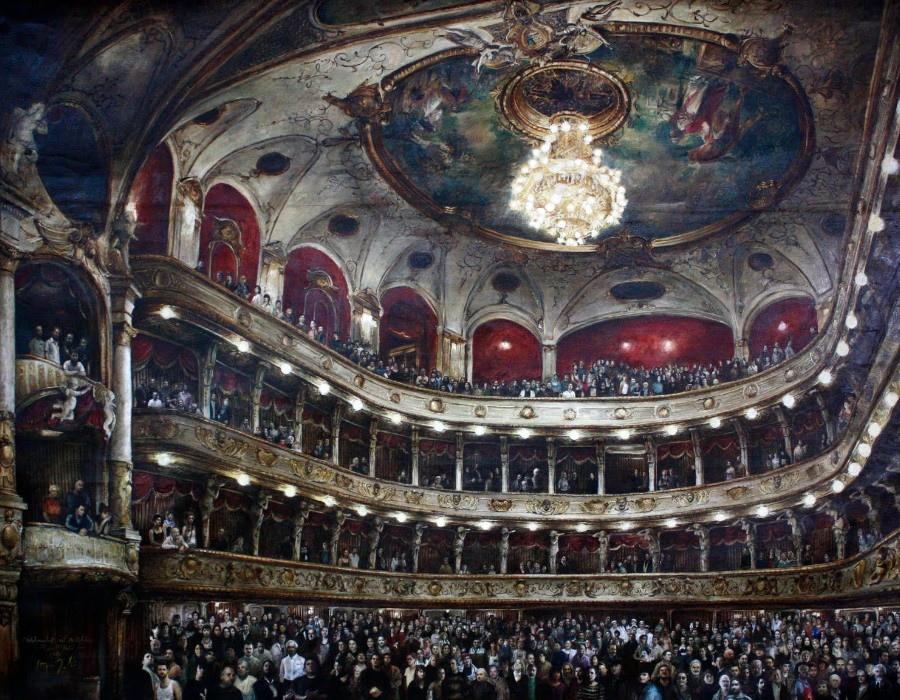 61 羅馬尼亞 雅西國家大劇院 Teatrul National Iasi14