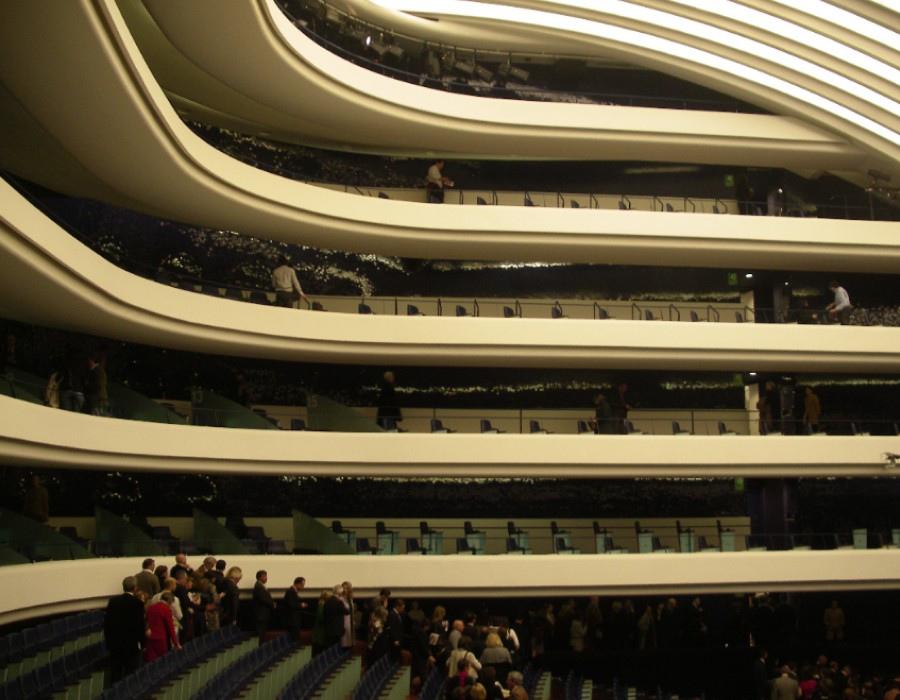 84 西班牙 瓦倫西亞 索菲亞王后藝術歌劇院 (Palau de les Arts Reina Sofia)11