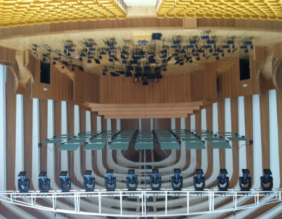 84 西班牙 瓦倫西亞 索菲亞王后藝術歌劇院 (Palau de les Arts Reina Sofia)14