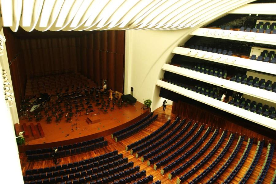 84 西班牙 瓦倫西亞 索菲亞王后藝術歌劇院 (Palau de les Arts Reina Sofia)15