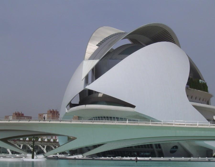 84 西班牙 瓦倫西亞 索菲亞王后藝術歌劇院 (Palau de les Arts Reina Sofia)05