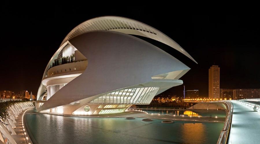 84 西班牙 瓦倫西亞 索菲亞王后藝術歌劇院 (Palau de les Arts Reina Sofia)08