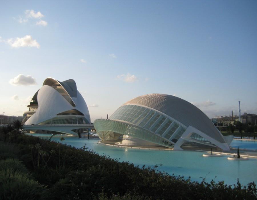 84 西班牙 瓦倫西亞 索菲亞王后藝術歌劇院 (Palau de les Arts Reina Sofia)02