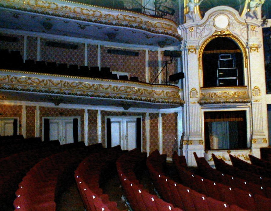 85 保加利亞 伊凡瓦佐夫國家劇院 (Bulgaria Ivan Vazov National Theatre)09