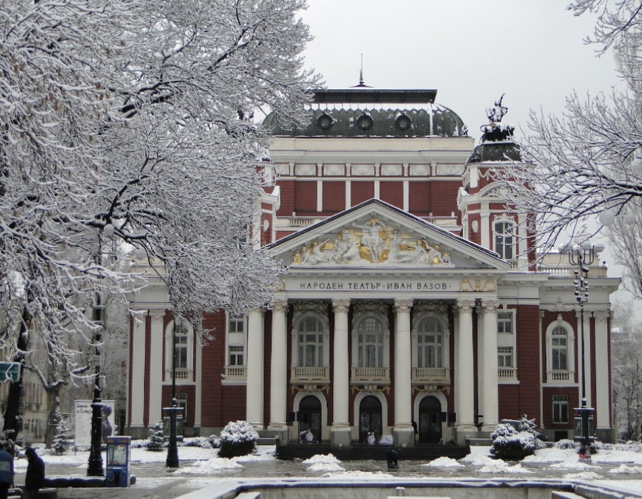 85 保加利亞 伊凡瓦佐夫國家劇院 (Bulgaria Ivan Vazov National Theatre)07