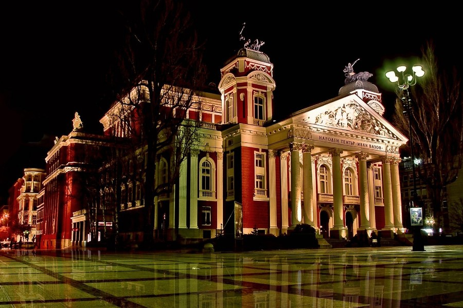 85 保加利亞 伊凡瓦佐夫國家劇院 (Bulgaria Ivan Vazov National Theatre)08