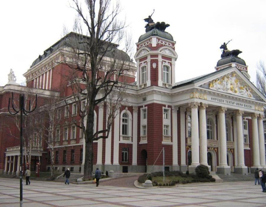 85 保加利亞 伊凡瓦佐夫國家劇院 (Bulgaria Ivan Vazov National Theatre)01