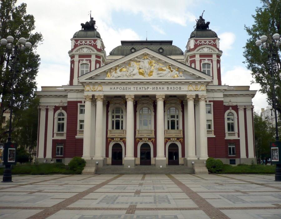 85 保加利亞 伊凡瓦佐夫國家劇院 (Bulgaria Ivan Vazov National Theatre)02