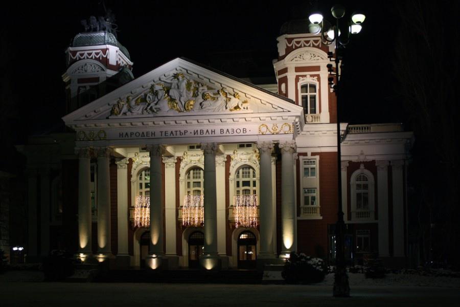 85 保加利亞 伊凡瓦佐夫國家劇院 (Bulgaria Ivan Vazov National Theatre)08a