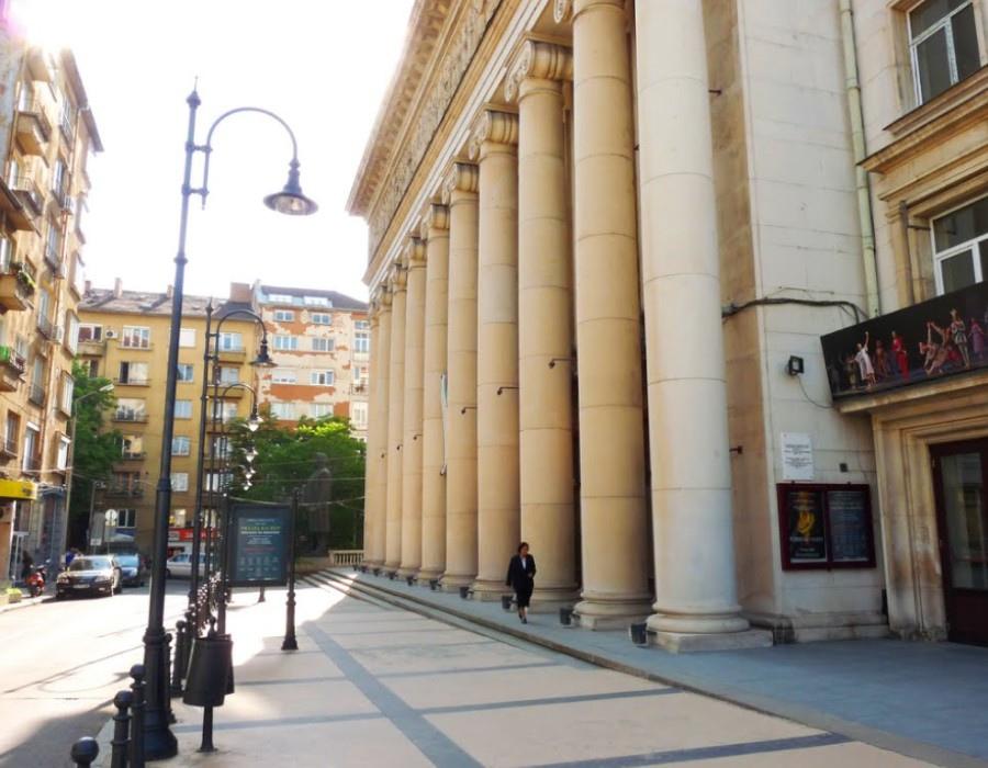 86 保加利亞 索菲亞國家歌劇院 (National Opera House Sofia)02