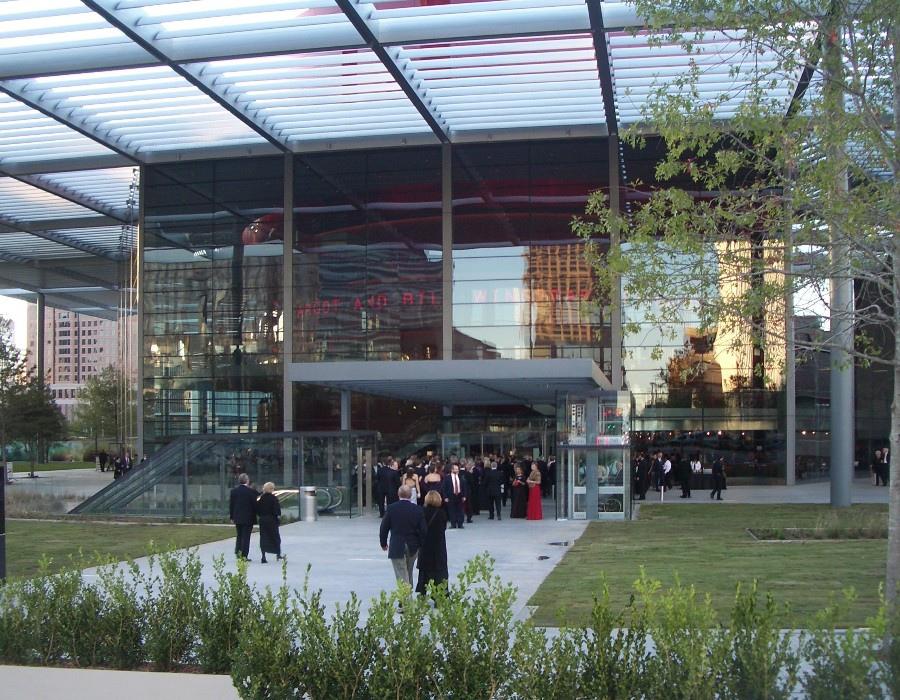87 美國 德州 溫斯皮爾歌劇院 (Winspear Opera House)01
