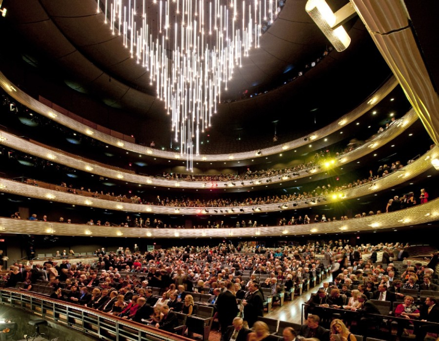87 美國 德州 溫斯皮爾歌劇院 (Winspear Opera House)09