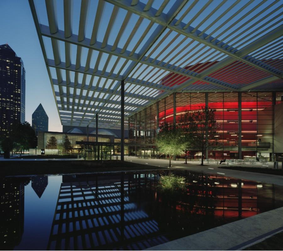 87 美國 德州 溫斯皮爾歌劇院 (Winspear Opera House)05