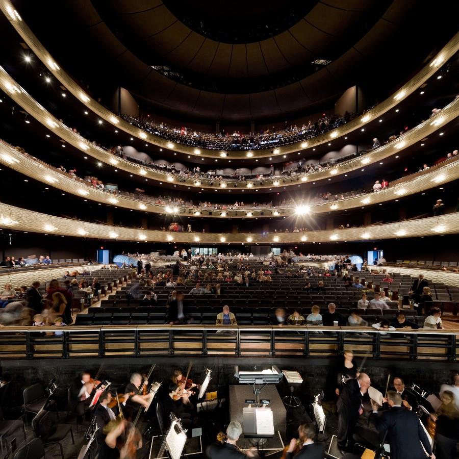 87 美國 德州 溫斯皮爾歌劇院 (Winspear Opera House)13