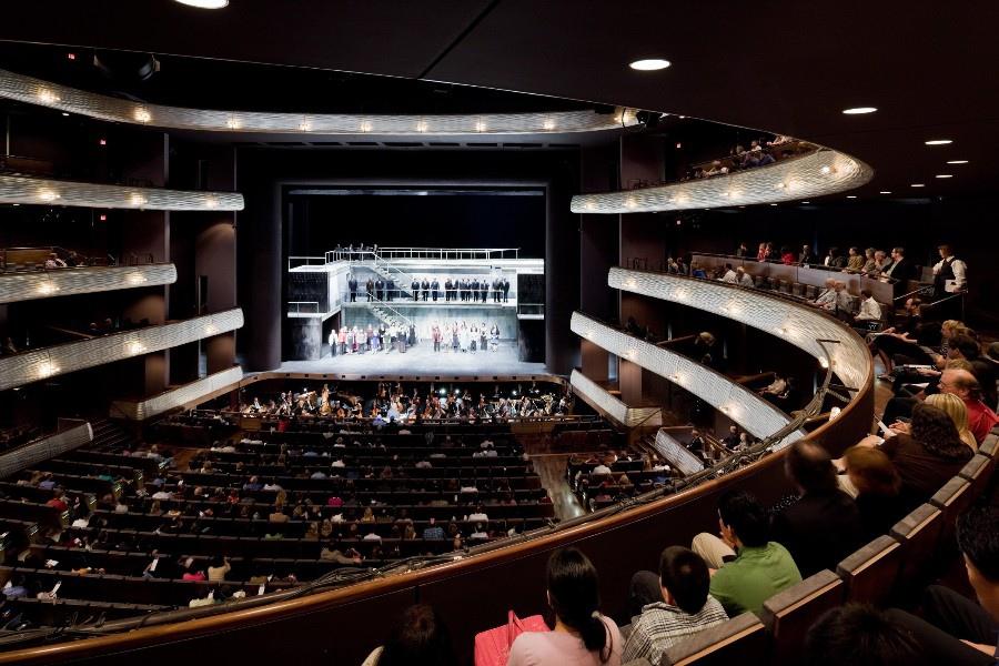 87 美國 德州 溫斯皮爾歌劇院 (Winspear Opera House)11