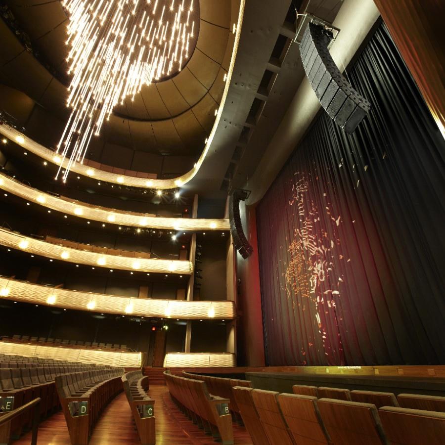 87 美國 德州 溫斯皮爾歌劇院 (Winspear Opera House)14