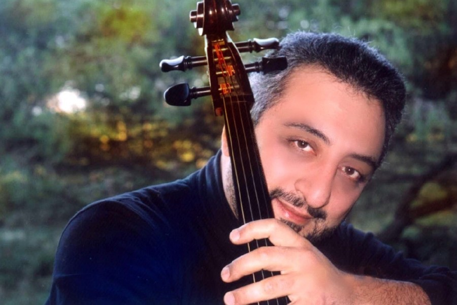 218 Levon Mouradian 列翁.莫拉迪安 亞美尼亞大提琴家02