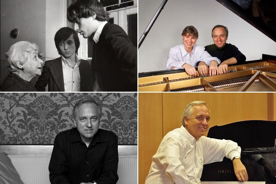 733 Imre Rohmann 伊姆雷.羅曼 奧地利鋼琴家01