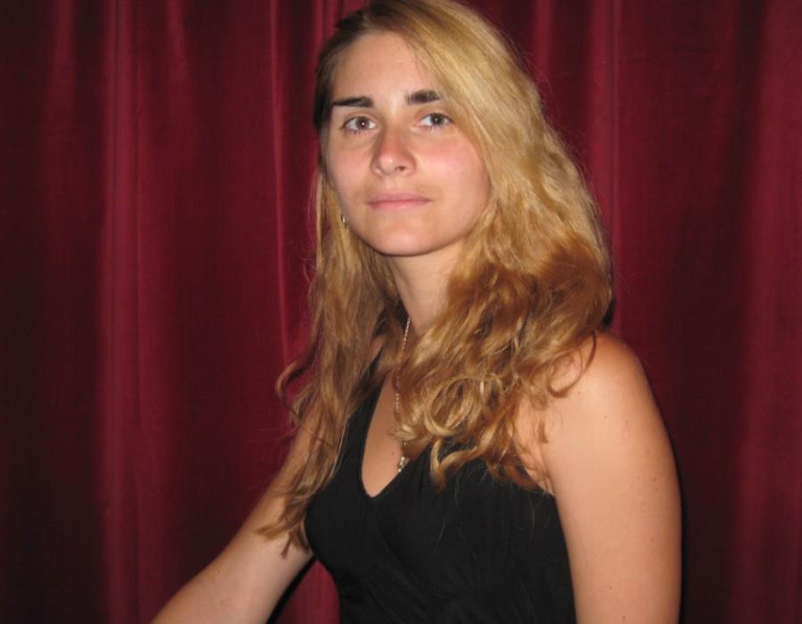 734 Szoke Diana 索克.黛安娜 1984年 匈牙利鋼琴家01