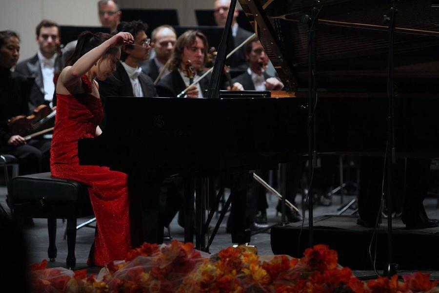 735 Mi-yeon Lee 李美研 韓裔新西蘭鋼琴家10