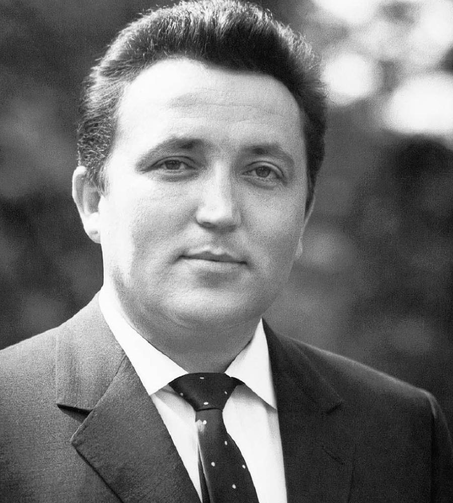 719 Fritz Wunderlich 弗里茨.翁德利希 (1930年-1966年) 德國男高音03