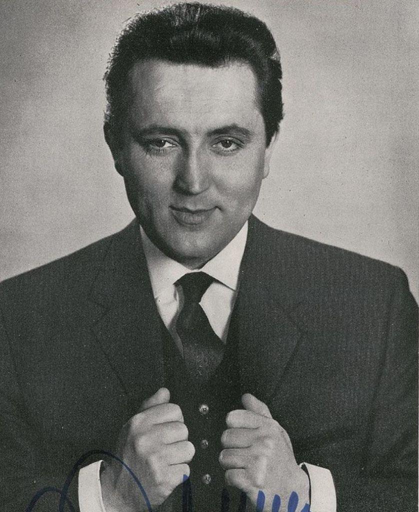 719 Fritz Wunderlich 弗里茨.翁德利希 (1930年-1966年) 德國男高音02