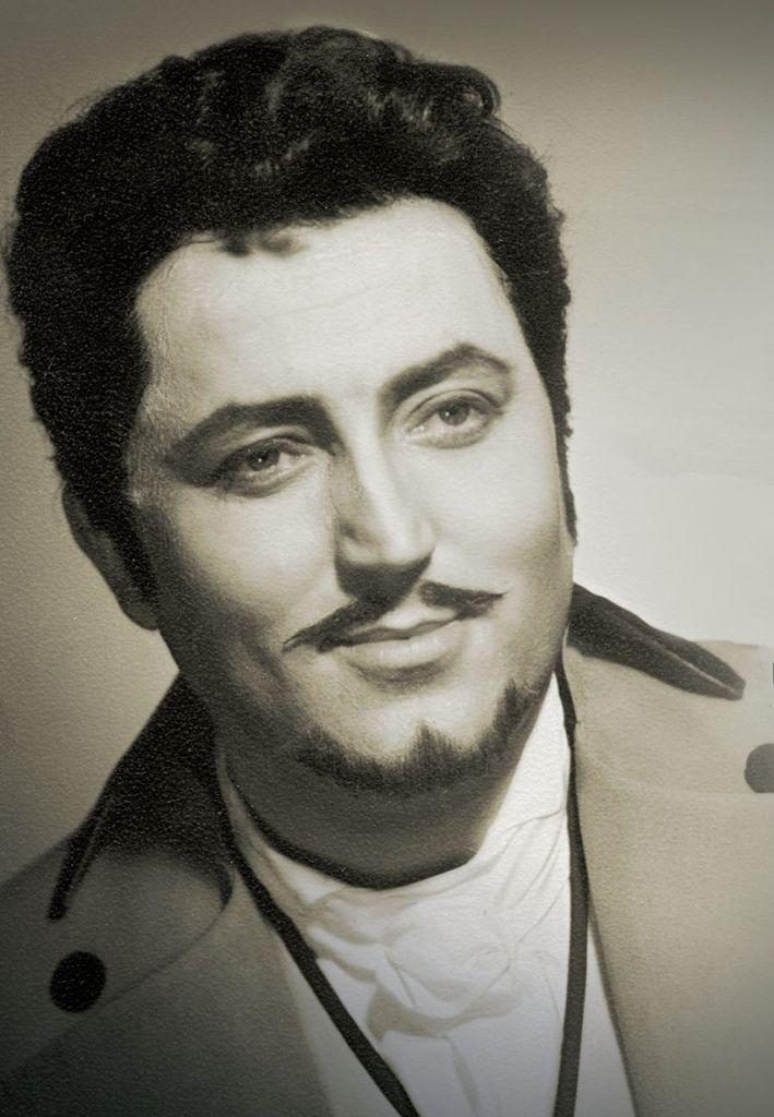 719 Fritz Wunderlich 弗里茨.翁德利希 (1930年-1966年) 德國男高音07
