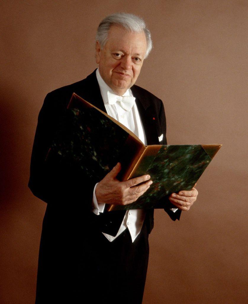 741 Philippe Entremont 菲利普.昂特蒙特 1934年 法國鋼琴家、指揮家17